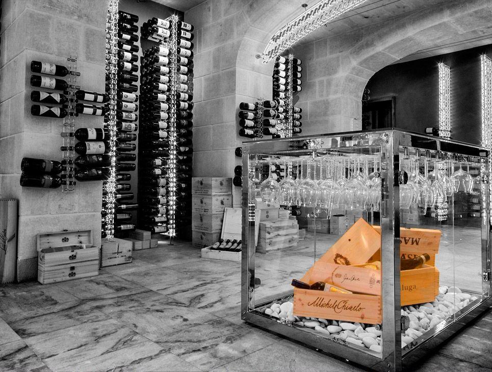 Design weinkeller  Weinkeller für die perfekte Weinlagerung | Weinregale | Pinterest ...