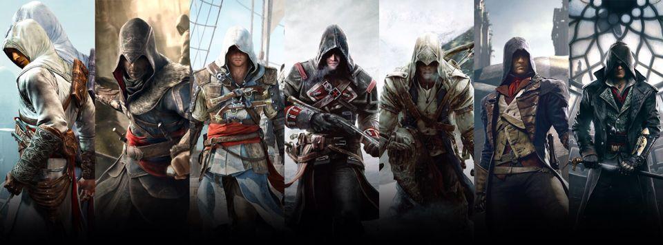 Assassins through games