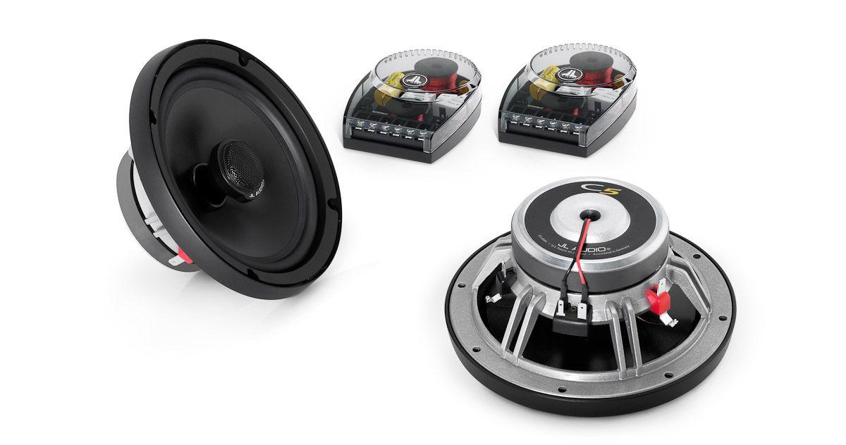 C5 650x Speaker System Audio Car Stereo Speakers