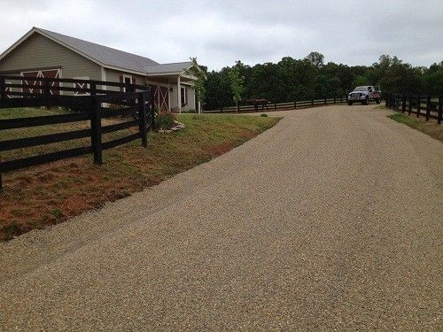 Chip And Seal Hill Country Driveway Tar And Chip Driveway Asphalt Paving Contractors Asphalt Driveway