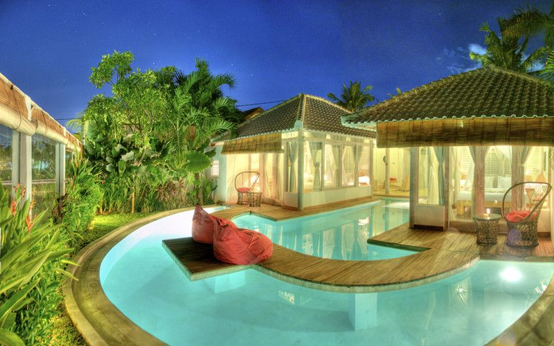 Looking For A Bargain The Two Bedroom Villa Laksmana Is In The