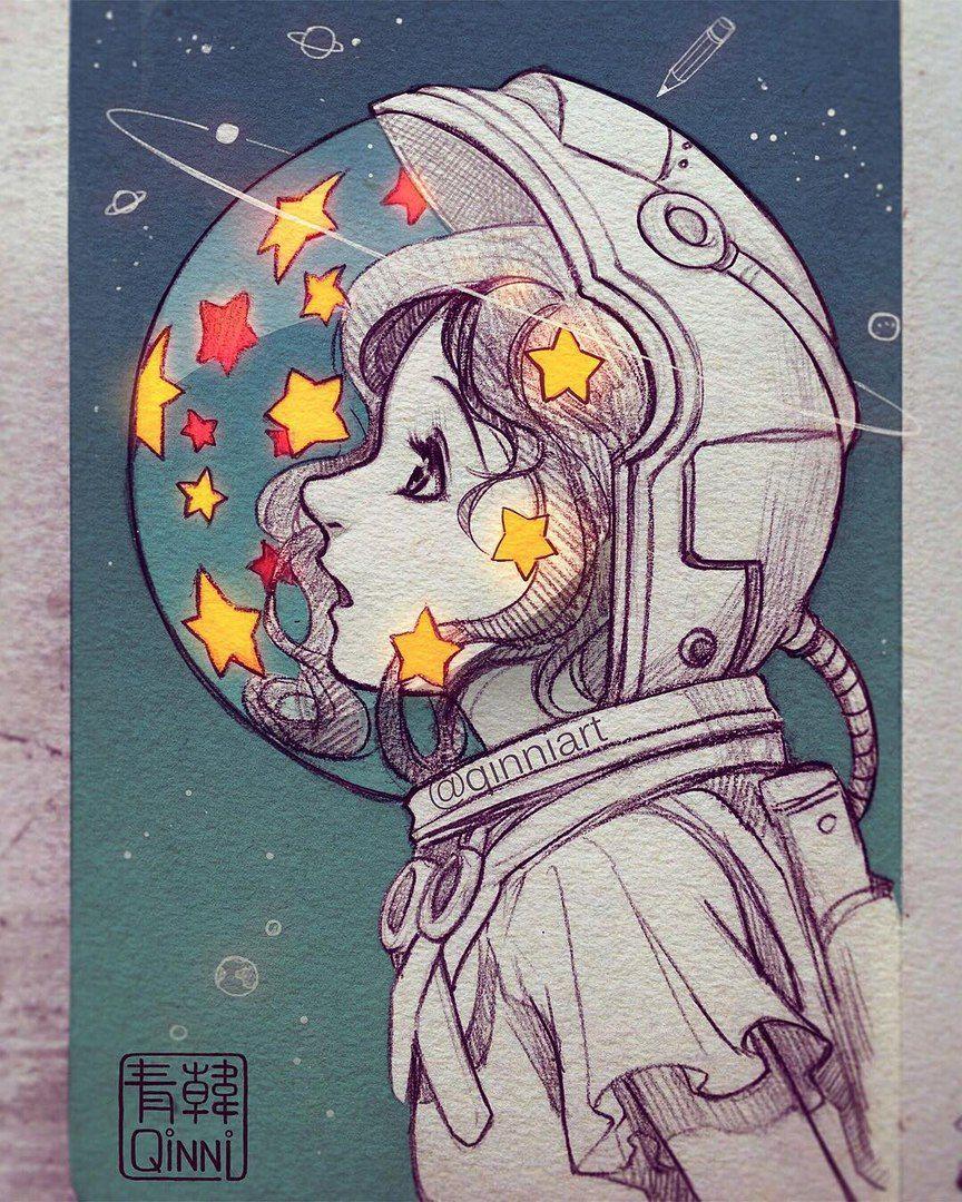 star space drawings - HD800×1160