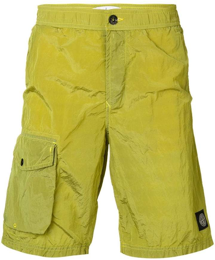 4e9b1c0172 Stone Island cargo swim shorts | Products in 2019 | Swim shorts ...