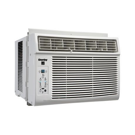 Danby Products 12 000 Btu Window Air Conditioner White Window