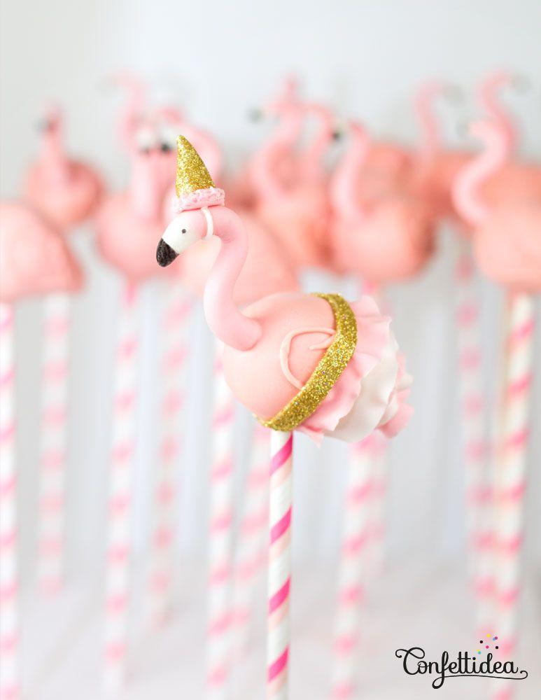 Flamingo Cakepops Tutorial