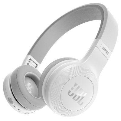 Jbl E45bt On Ear Kuulokkeet Valkoinen Kuulokkeet In Ear Headphones White Headphones Wireless Headphones