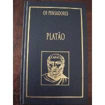 coleção os pensadores Platão