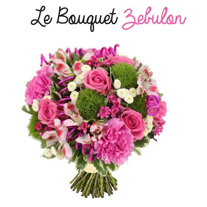 Un joli bouquet bondissant pour faire plaisir et offrir for Offrir un bouquet