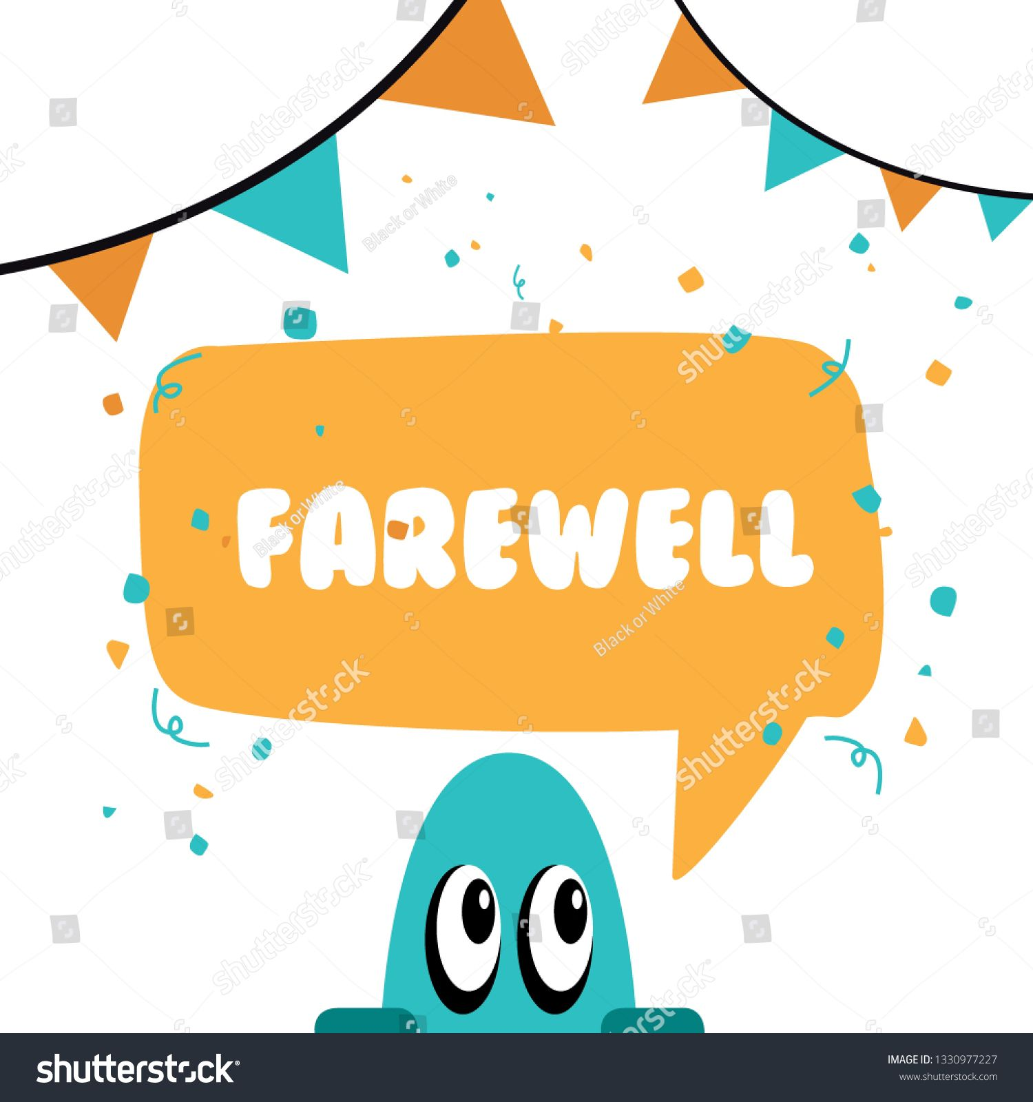 Farewell Party Illustration Background And Poster Card Design Ad Sponsored Illustration Party Farewell Background Card Design Cards Illustration