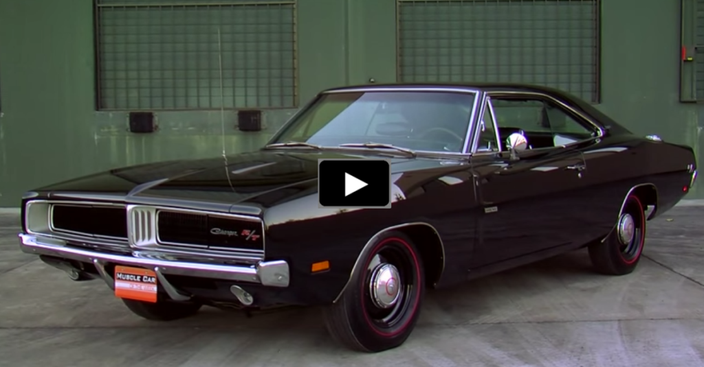ICONIC 1969 DODGE CHARGER R/T 426 HEMI MUSCLE CAR | Dodge charger ...