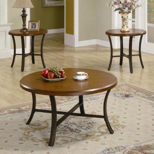 Bingham 3 Piece Coffee Table Set By Wildon Home 245 00 701520