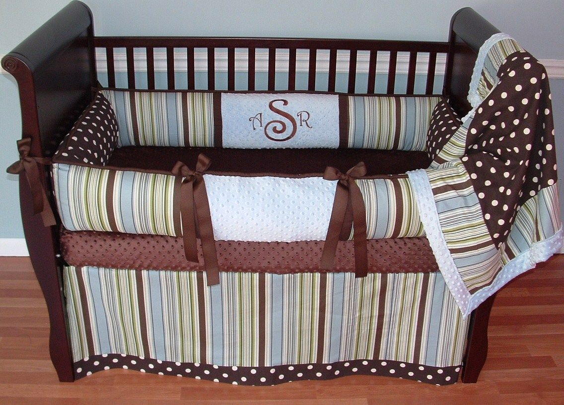 cupboard varnished ideas white wooden crib table with brown picture strap half intended window set carpet transportation painted bedding boy baby nursery and room blue side sets valance themed