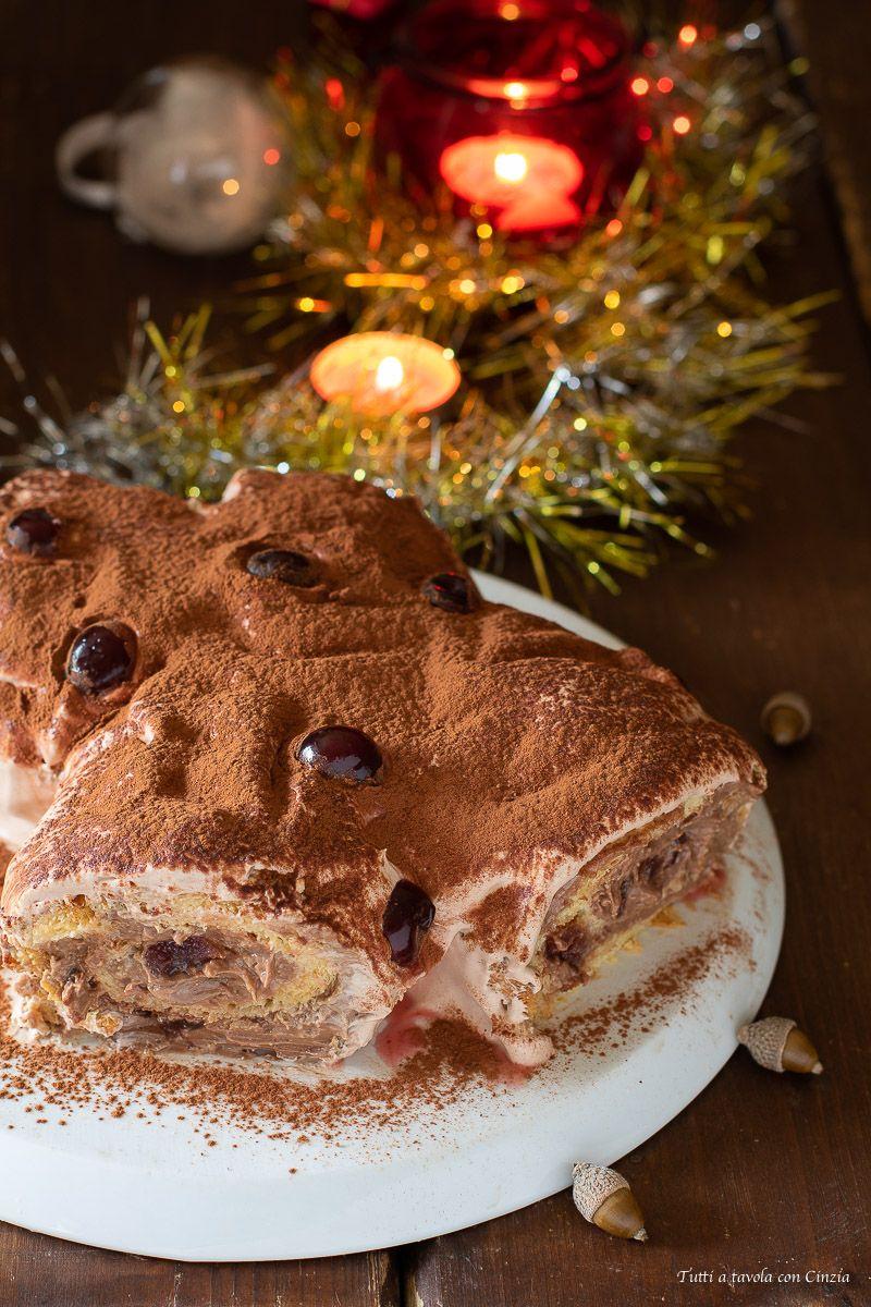 Ricetta Tronchetto Di Natale Con Panettone.Tronchetto Di Natale Con Pandoro In Quanti Modo Si Puo Utilizzare