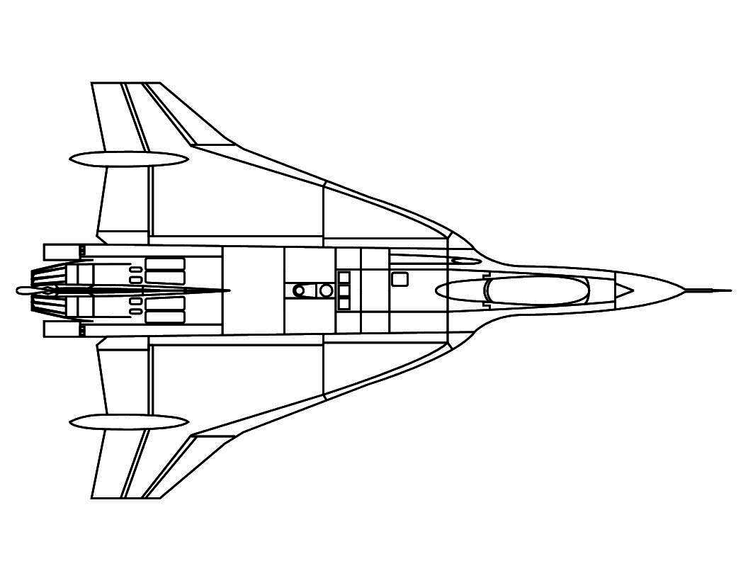 Military Jet Coloring Pages | The Coloring pages | Pinterest ...