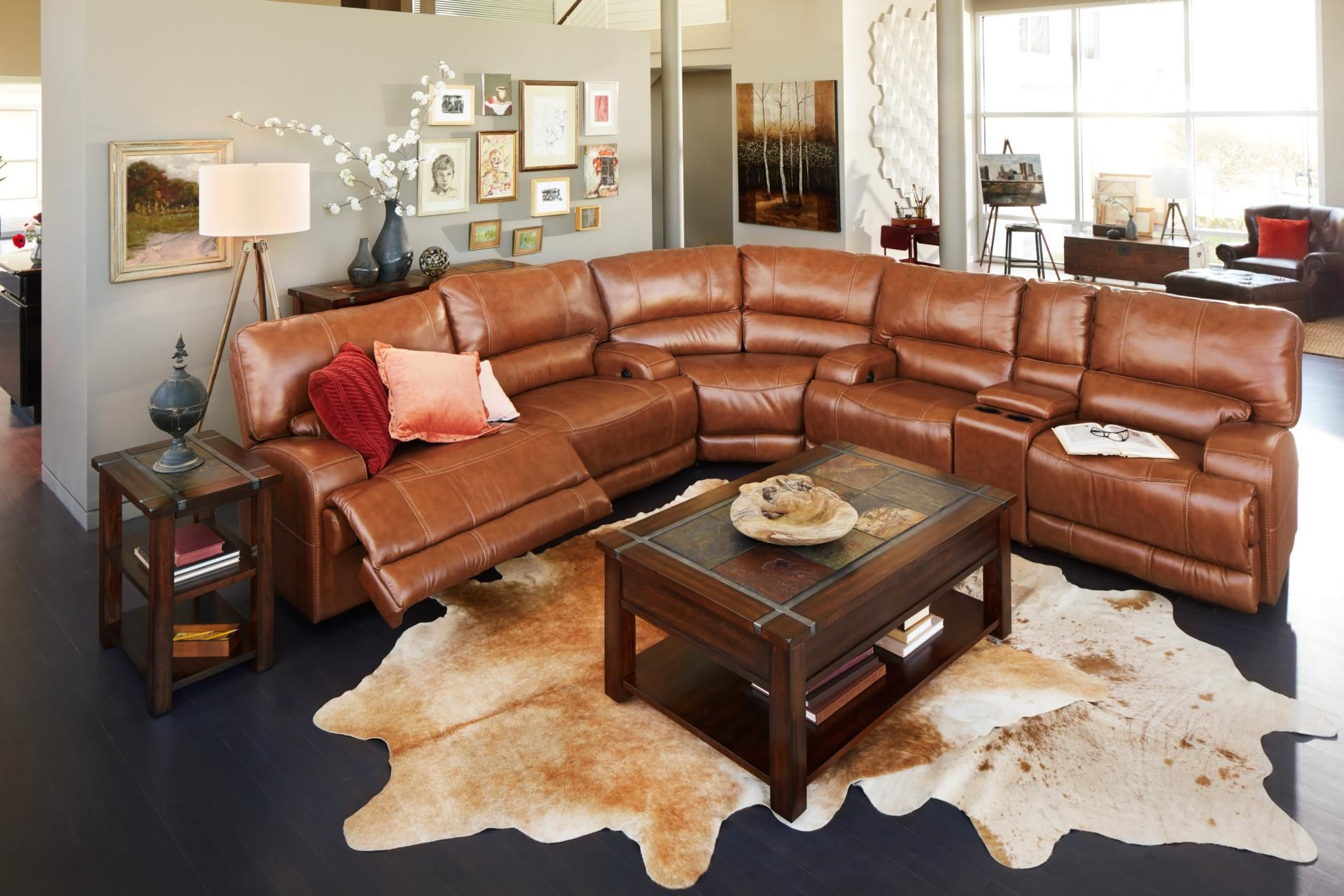 Best You Ll Love This Barton Sectional In Your Modern Rustic 400 x 300