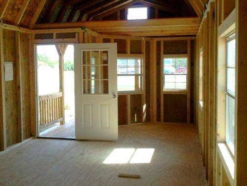 Deluxe Barn Loft Cabin Deluxe Lofted My Hideaway Cabin