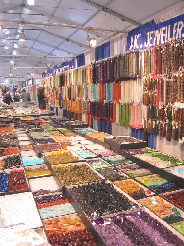at the beginning of february i traveled with chan tessa and our buyer krissie to the tucson gem s tucson gem show gem and jewelry show crystals and gemstones