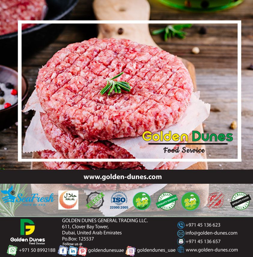 Goldendunesuae - the leading meat and poultry product