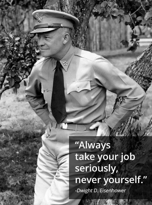 4945b7b6dd9 Leadership Lessons from General Eisenhower  How to Build Morale in ...