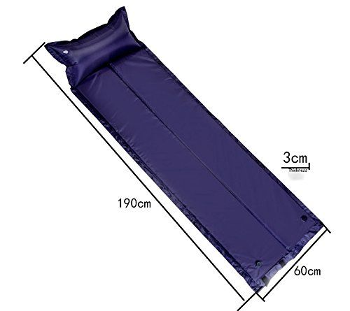 Lightweight Self Inflating Outdoor Convenient Camp Pad