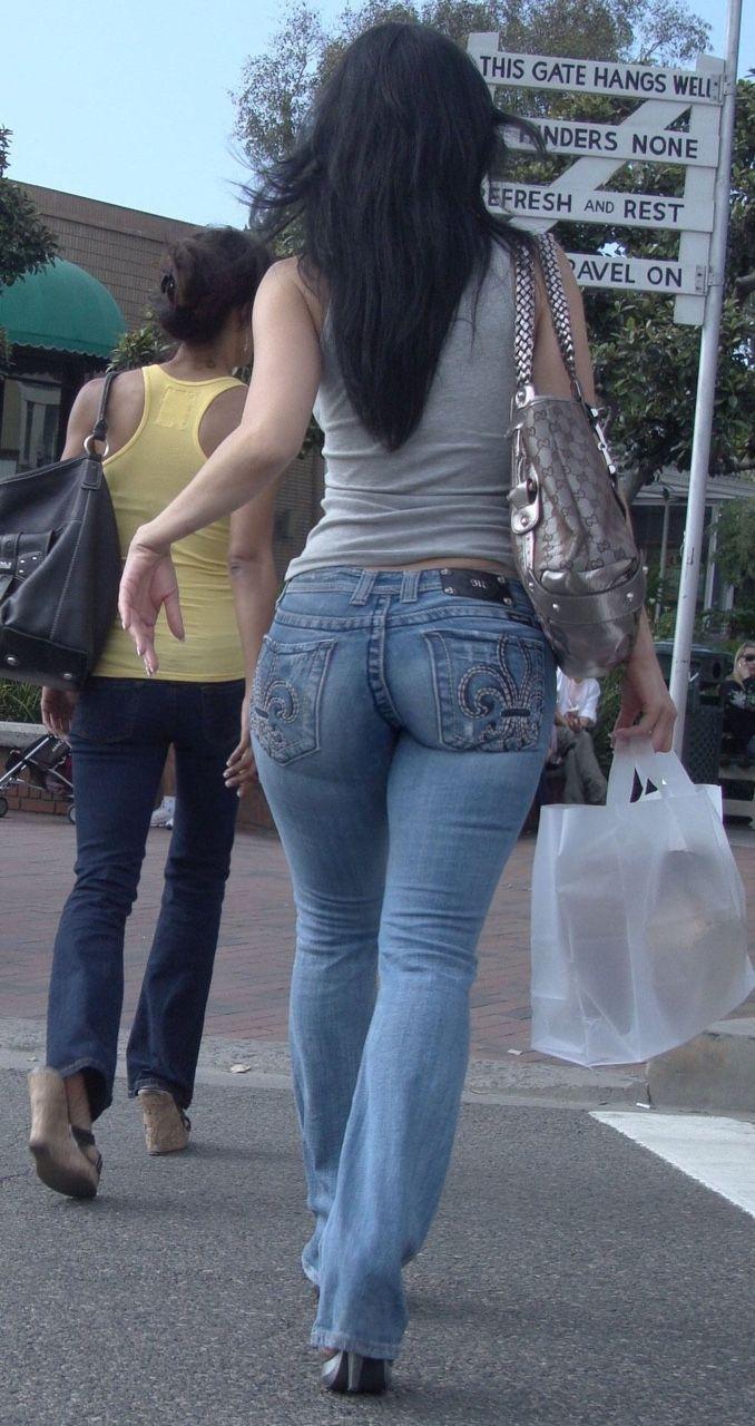 Latina tight pants