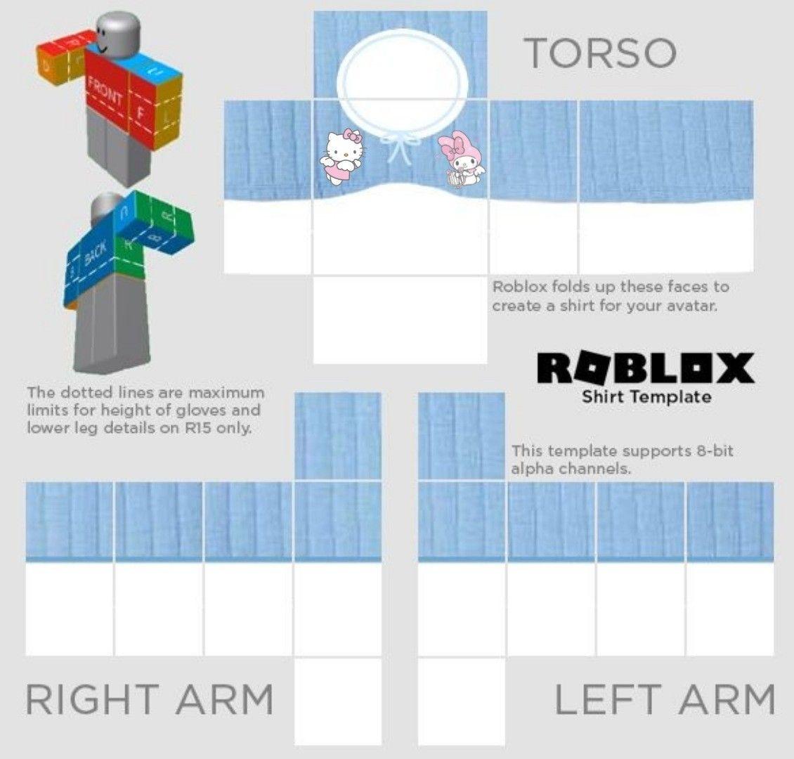 Pin By Nesafa Gotin On Ropa De Roblox Clothing Templates Roblox Shirt Create Shirts