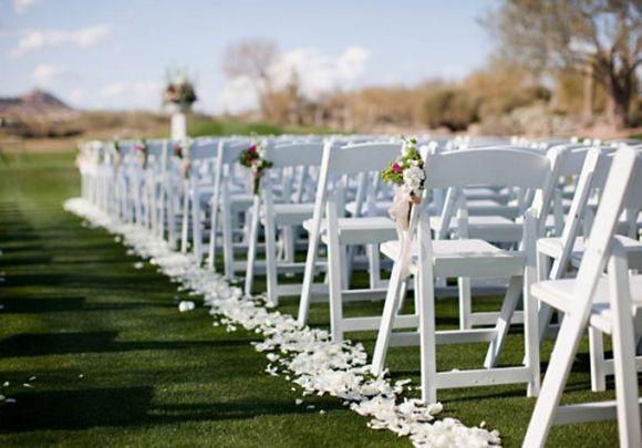 Wedding Aisle Decor Ideas The Wedding Yentas A Guide For The
