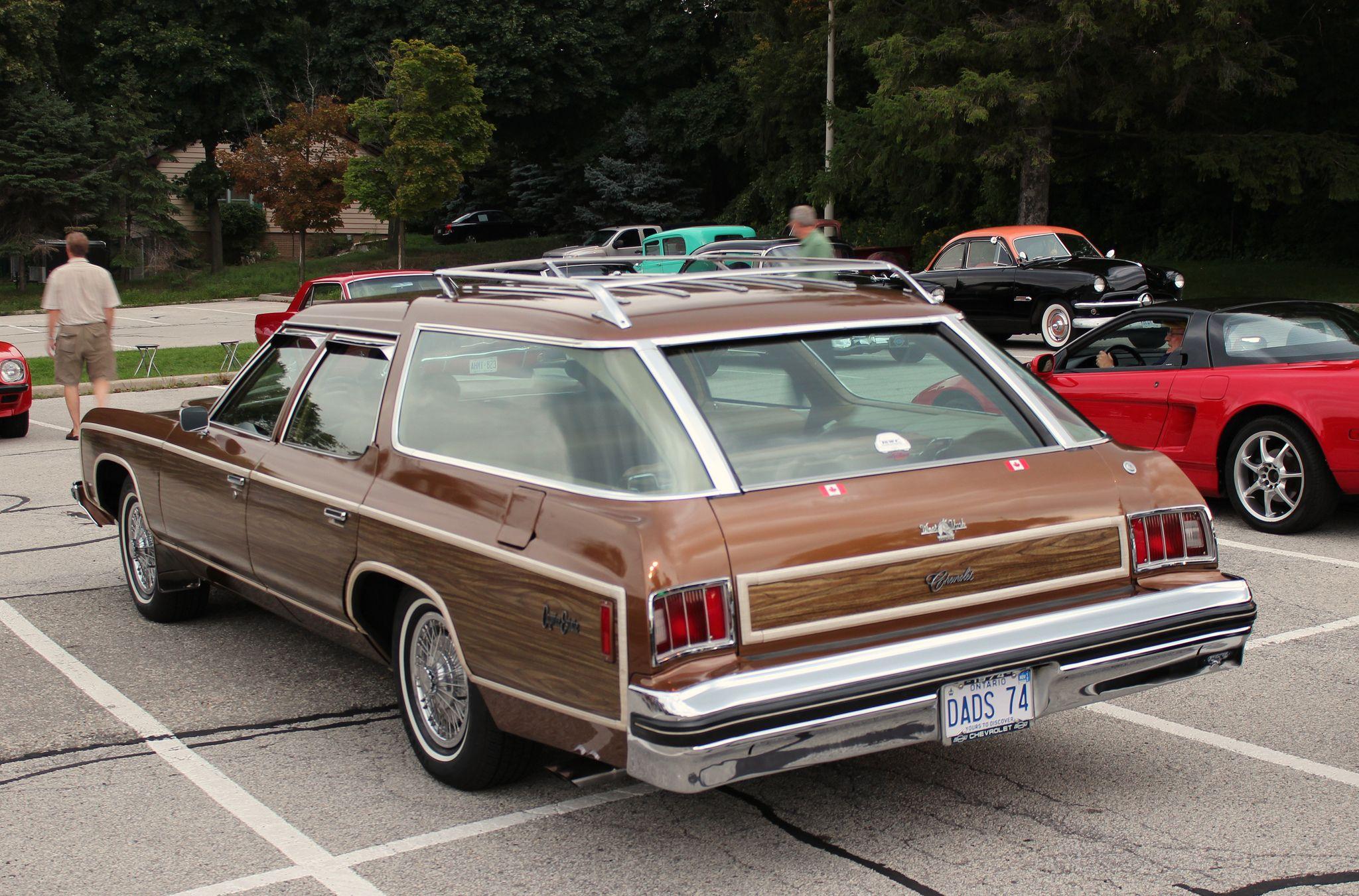 1974 Chevrolet Caprice Estate Wagon Chevrolet Caprice Station