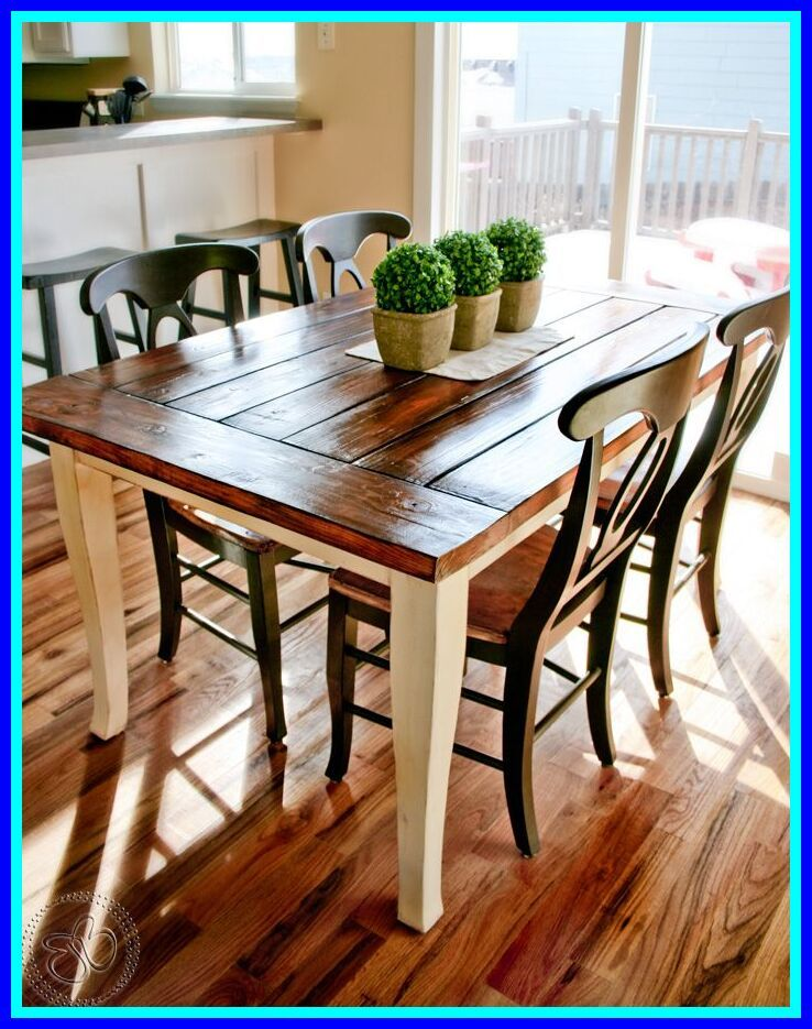 78 reference of white farmhouse dining table and chairs in