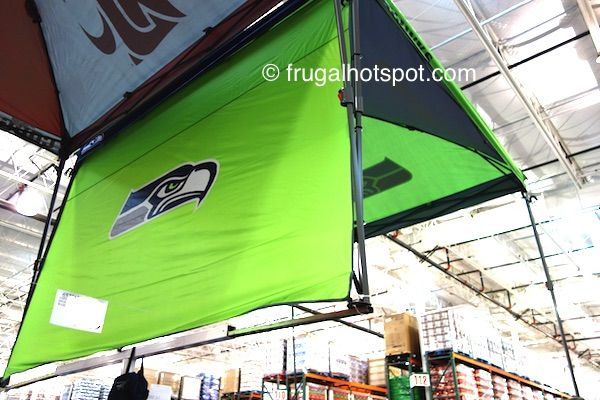 Costco has the Coleman x Deluxe Dome Canopy w/Wall (Seattle Seahawks) in stock for a limited time. & Coleman 10u2032 x 10u2032 Deluxe Dome Canopy w/Wall. #Seahawks #Costco ...