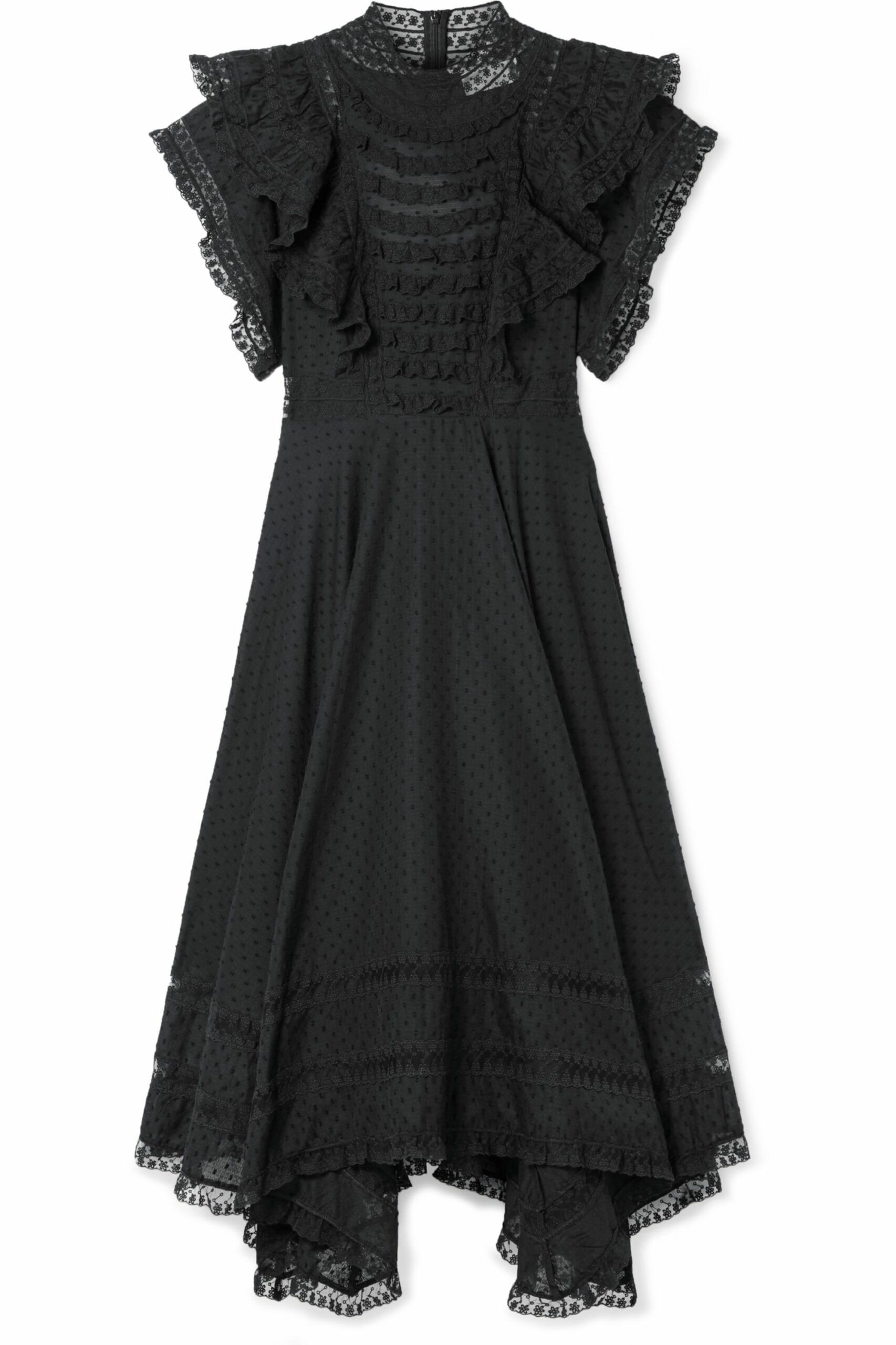 Zimmermann Kleid Punkte in 8  Cotton voile dress, Dresses