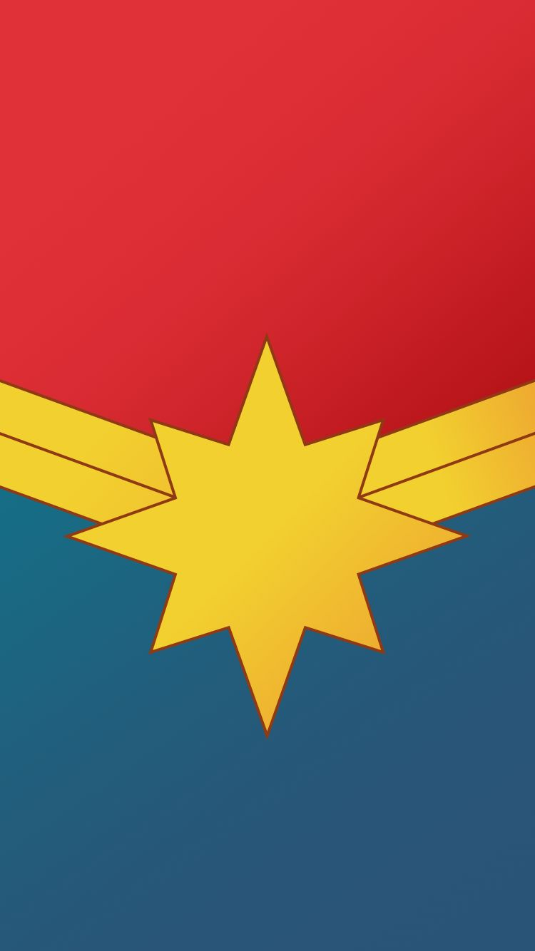 Kapowpics Marvel Wallpaper Captain Marvel Marvel Art