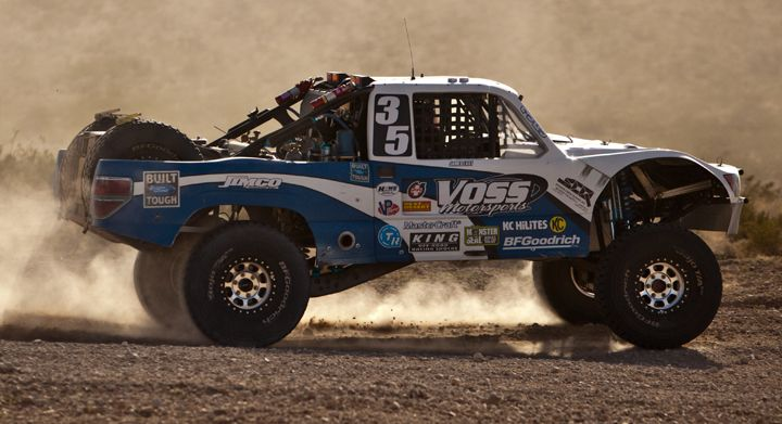 interview with trophy truck champ jason voss trucks. Black Bedroom Furniture Sets. Home Design Ideas