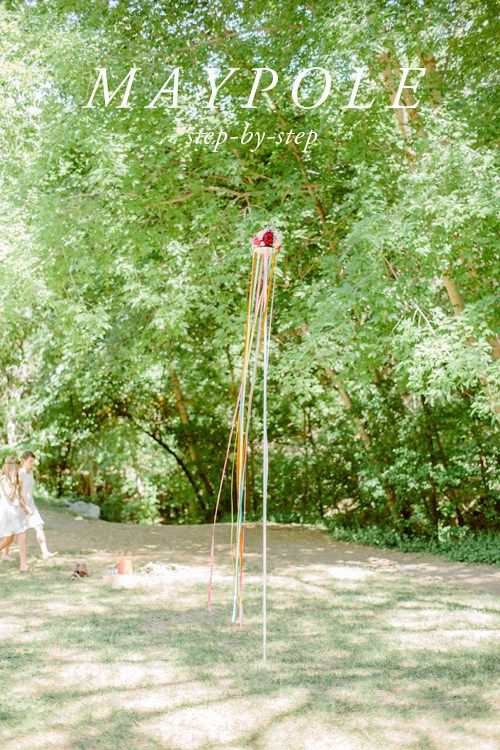 Make A Maypole The House That Lars Built Summer Solstice Party Summer Activities For Kids Kids Corner