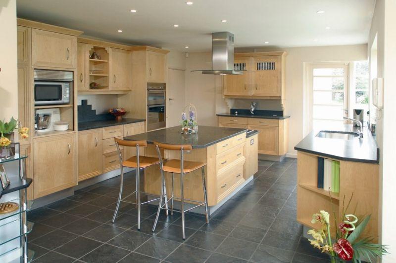slate floor kitchen design decorating 56681 decorating