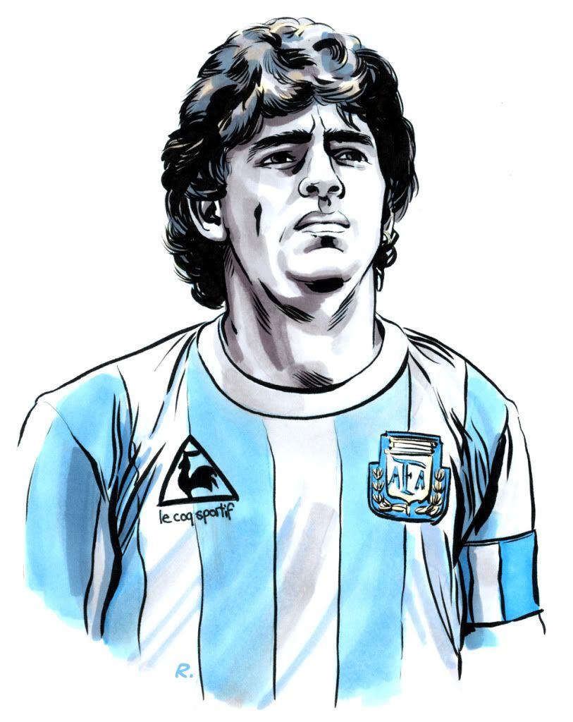 f3c8d5759b6ad Diego Maradona