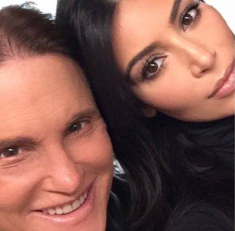 Welcome to Lilian's Blog: Oh My! Kim K already referring to Bruce Jenner as 'She'