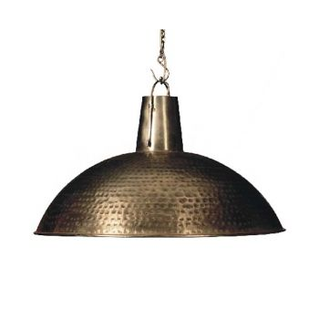 Calvin hanging light from dovetail