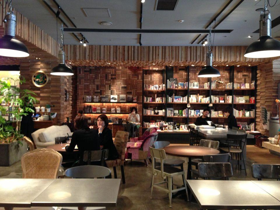 Brooklyn Parlor Hakata ブルックリンパーラー 博多 ブックカフェ カフェ内装 ブルックリンカフェ