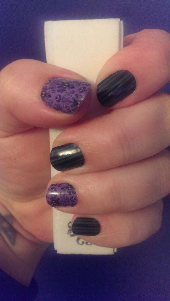 Haunted Mansion nail wraps! Disney Nail Art! Jamberry Contact me to ...