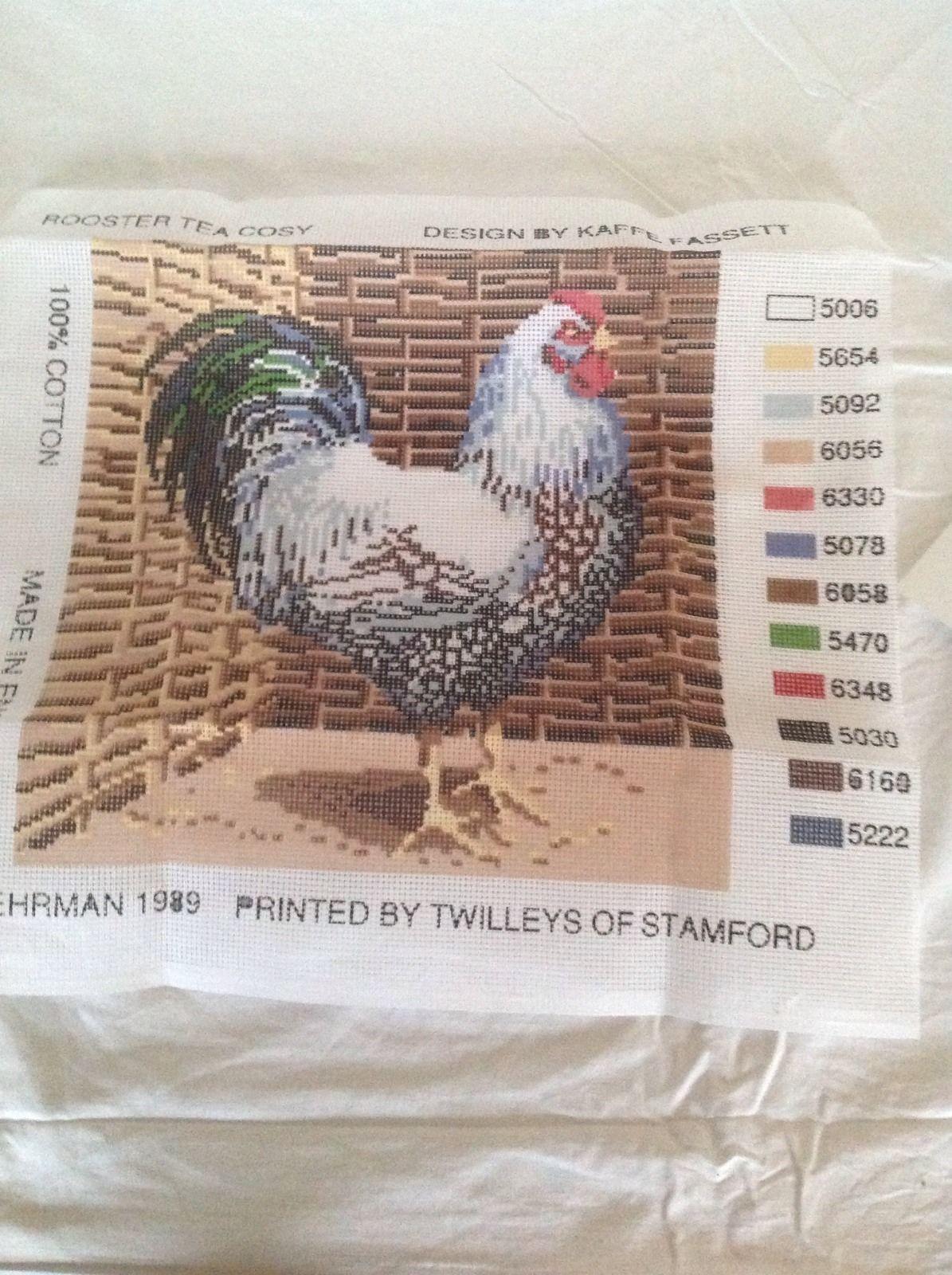 Needlepoint ehrman tapestry kit   eBay