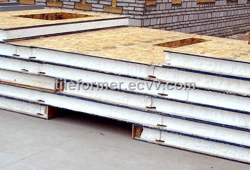 SIP panel (structural insulated panel) - China