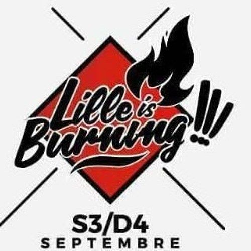 Lille is Burning Festival Promo DJ Mix Sept 2016