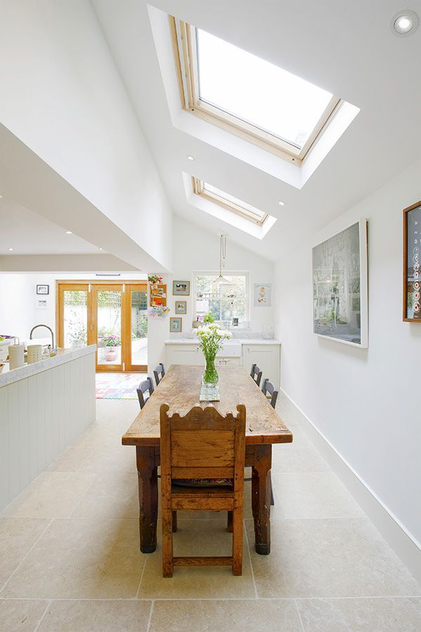 Kitchen extensions, house extensions and loft conversions in London