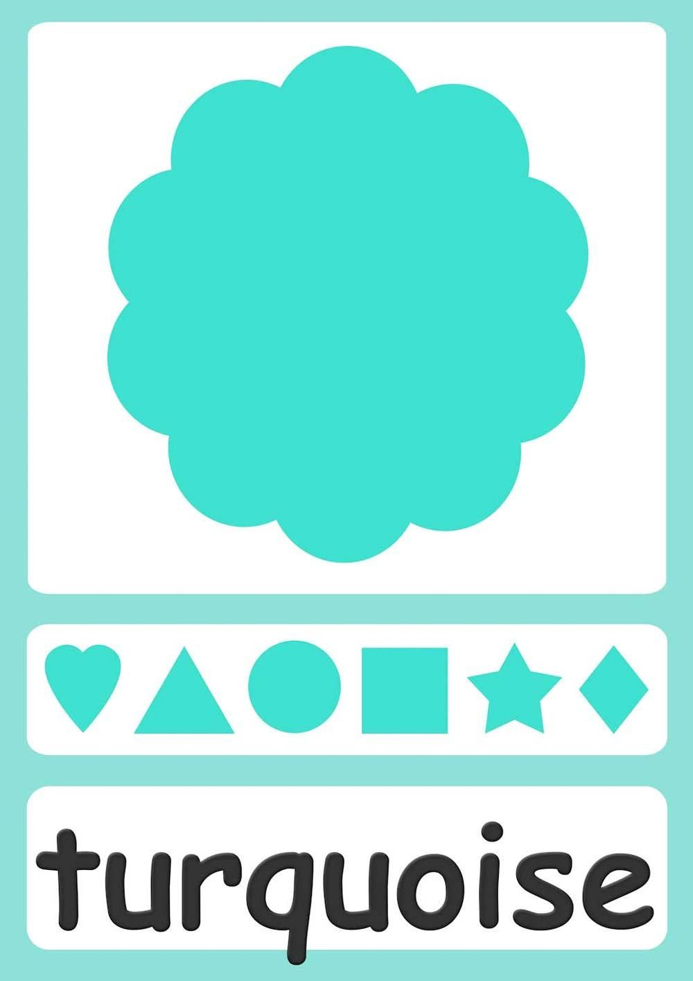 Free color flashcards for kindergarten & preschool! Learn colors in ...