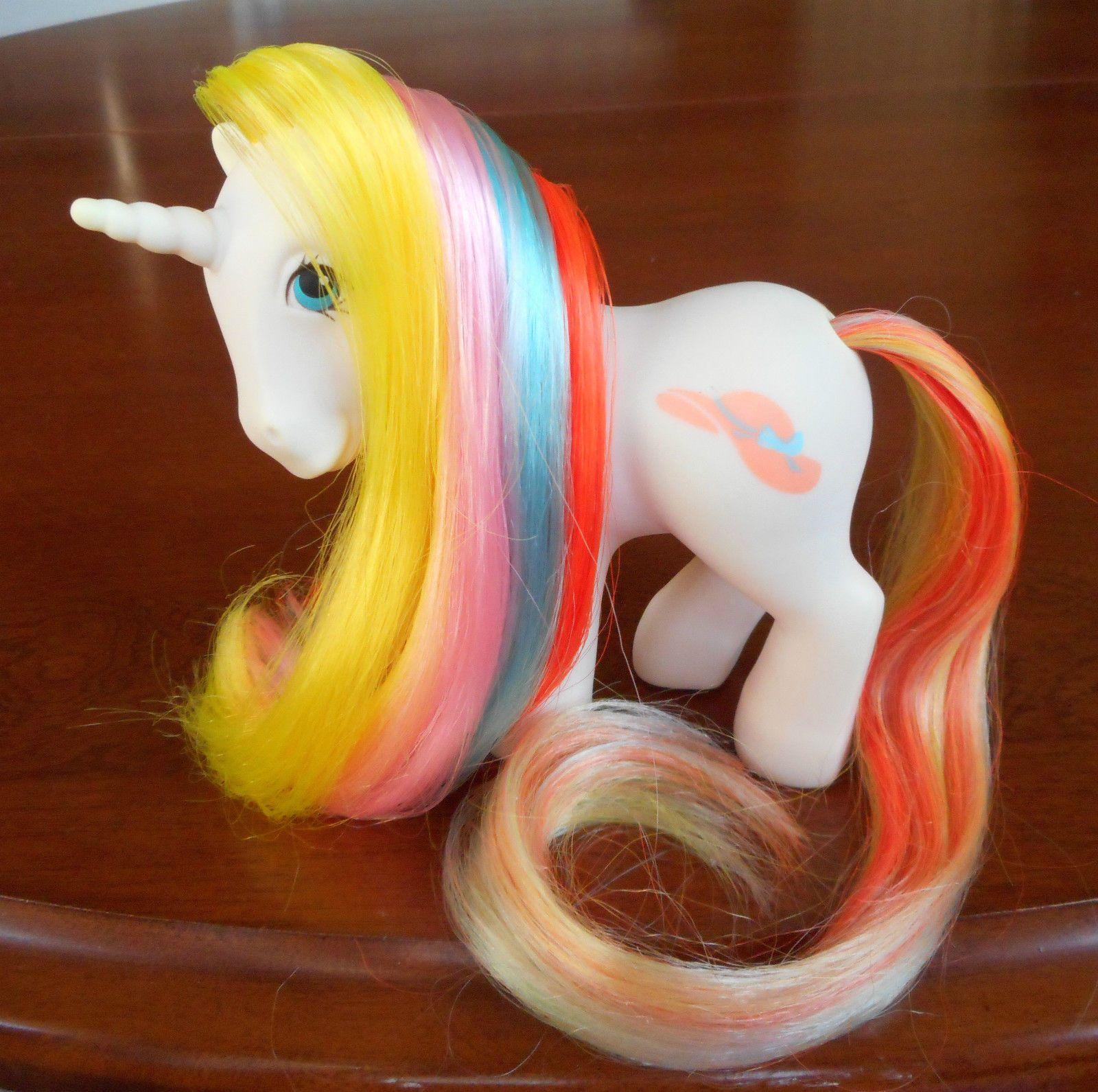 Vintage Mlp My Little Pony Brush N Grow Bouquet Near Mint Condition Ebay Mlp My Little Pony Little Pony My Little Pony