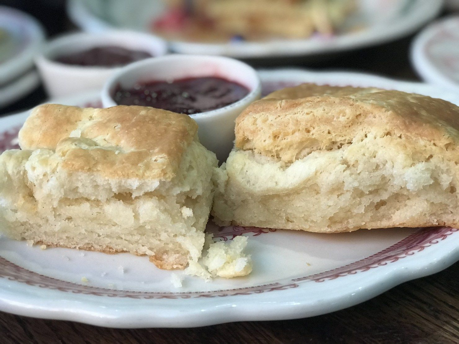 Pioneer Woman Mercantile Biscuits Pawhuska Oklahoma Food Network Recipes Ree Drummond Pioneer Woman
