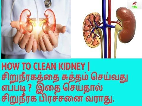 Kidney Clean In Tamil Home Remedies For Kidney Disease How To Cleanse Your Kidneys Youtube Clean Kidneys Cleaning Home Remedies