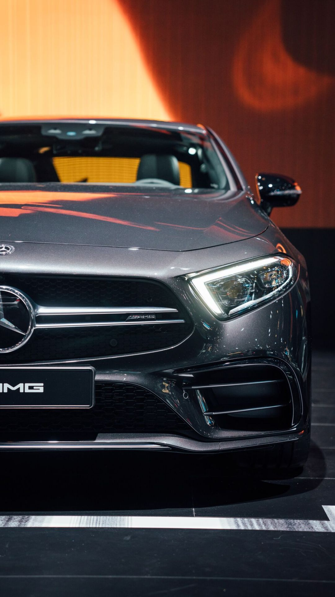 The New Mercedes Amg Cls 53 Stole The Show In Mercedes Benz