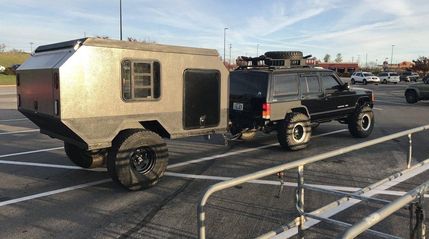 Article featured image diy camper trailer teardrop
